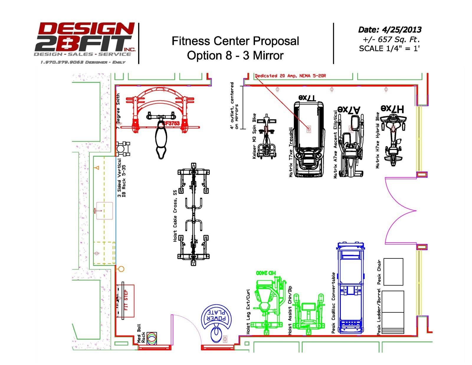 Design Fitness Equipment Aspen Amp Snowmass Village Co