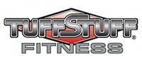 A logo for Tuff Stuff Fitness
